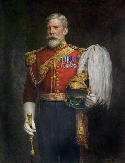 The Right Honourable Lord Belper, 1st Chairman of Nottinghamshire County Council