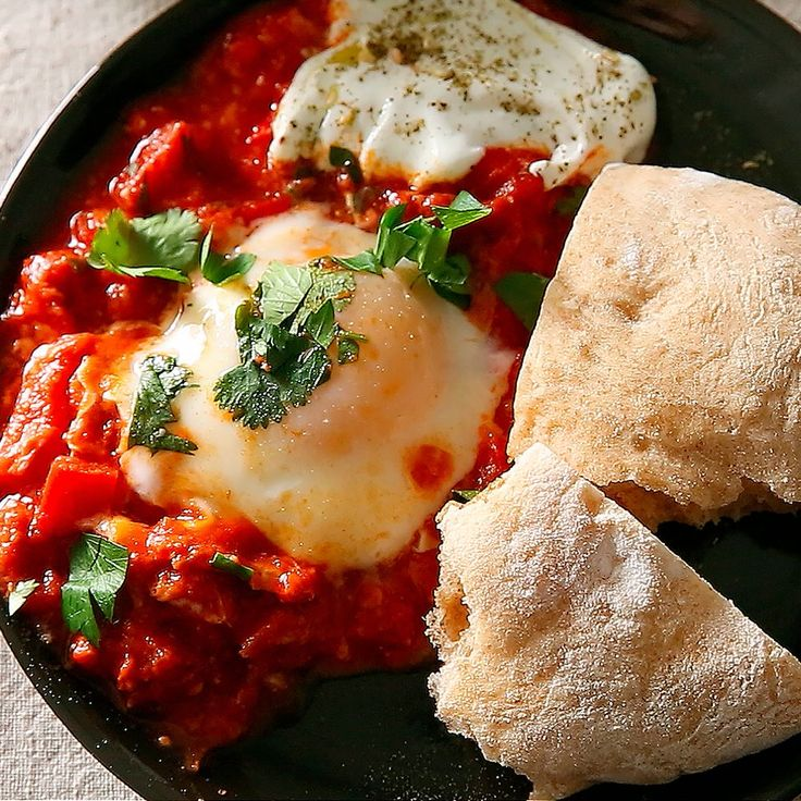 Yotam Ottolenghi's Shakshuka recipe on Food52