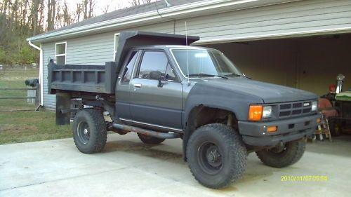 Toyota dump truck craigslist