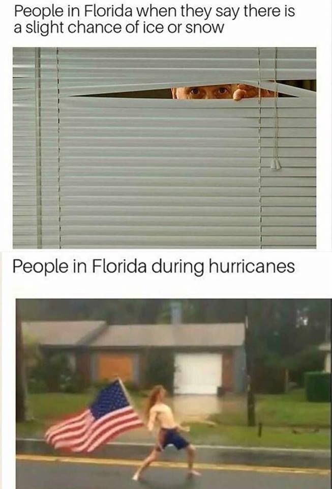 People in Florida