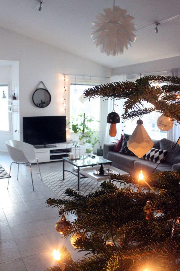 Joulu saa tulla - meidän jouluinen koti