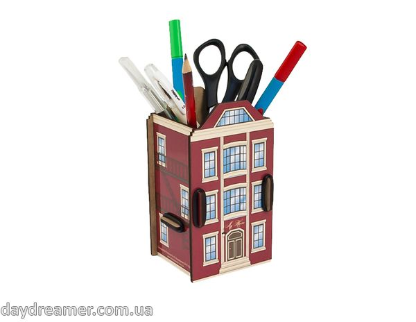 Органайзер для ручек и карандашей Лондонский Дом - House Box
