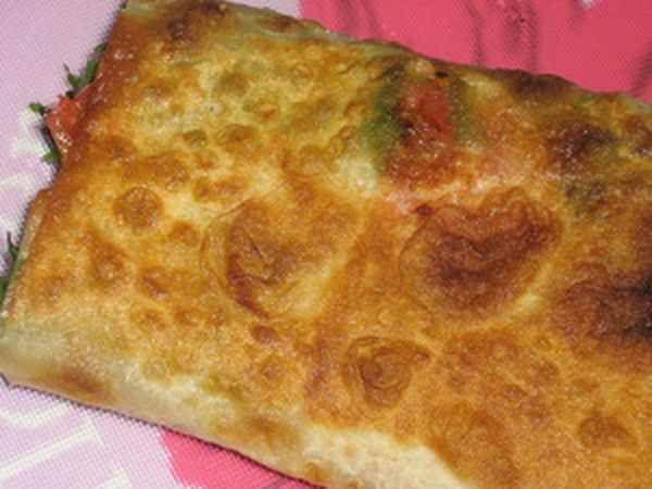 Бутерброд для пикника