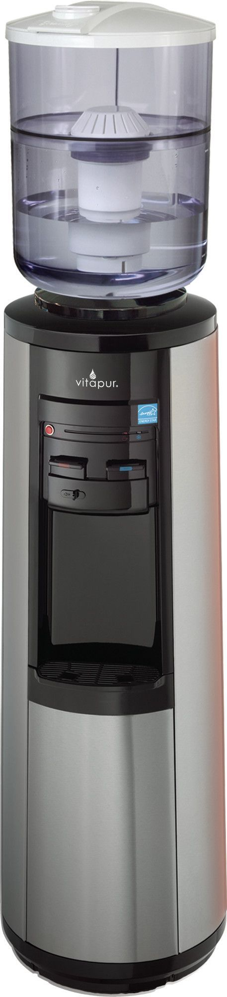 vitapur Free-Standing Hot, Cold, and Room Temperature Water Cooler