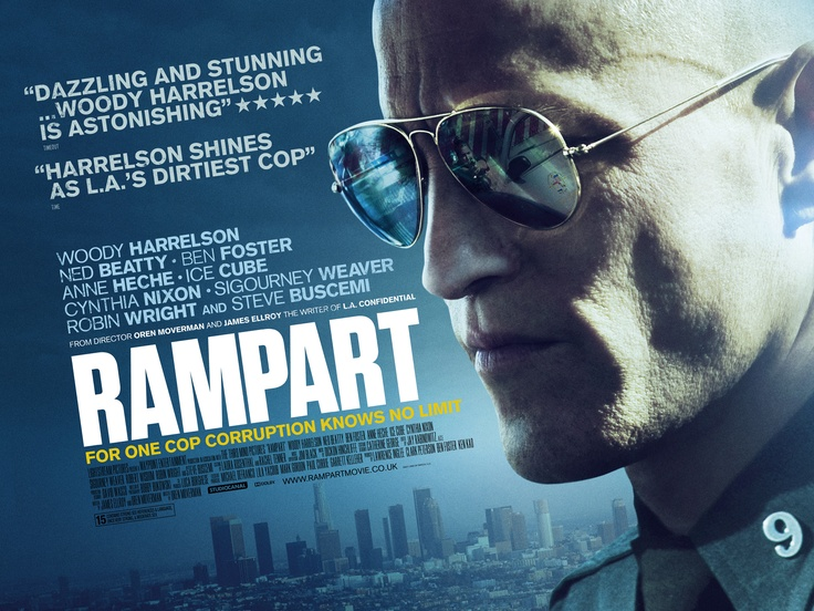 Rampart - out 25th February 2012 in UK. Mesmerising piece of cop cinema.