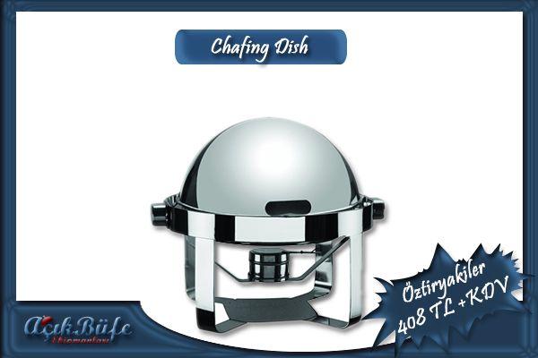 Açık büfede yiyeceklerinizi her zaman sıcak sunun. Açık büfeler için şık olarak tasarlanmış Öztiryakiler Reşo şimdi tek tıkla kapınıza kadar teslim. http://www.acikbufeekipmanlari.com/Chafing-Dish/oztiryakiler-chafing-dish-31 Chafing dish,reşo,öztiryakiler chafing dish,Öztiryakiler reşo