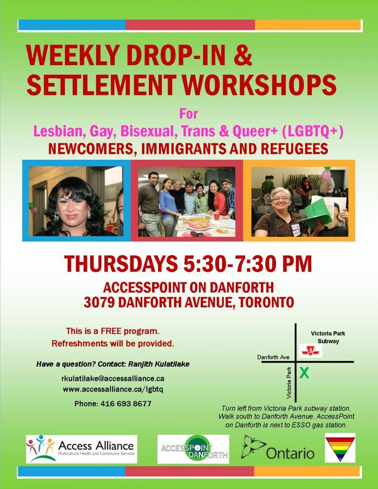 LGBTQ Immigrants and Refugees | Access Alliance http://accessalliance.ca/LGBTQ