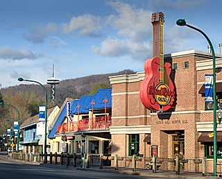 Is There A Hard Rock Cafe In Gatlinburg Tn