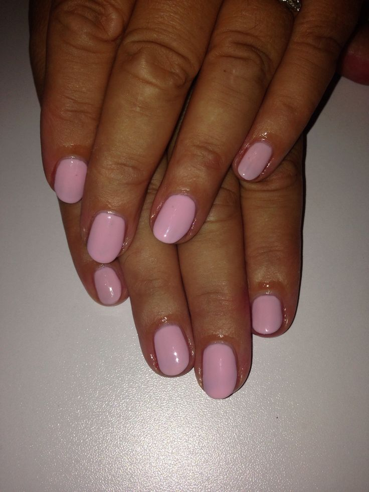 Pink Smoothie Gelish