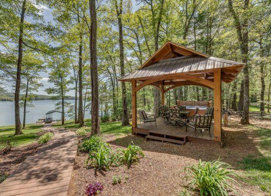 Blue Ridge GA Rental Cabins on lake Blue Ridge