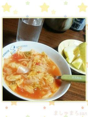 ダイエット!!脂肪燃焼スープ\♡/ by まほ☺ [クックパッド] 簡単 ...