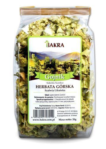 Gojnik - Herbata Górska - Bakra
