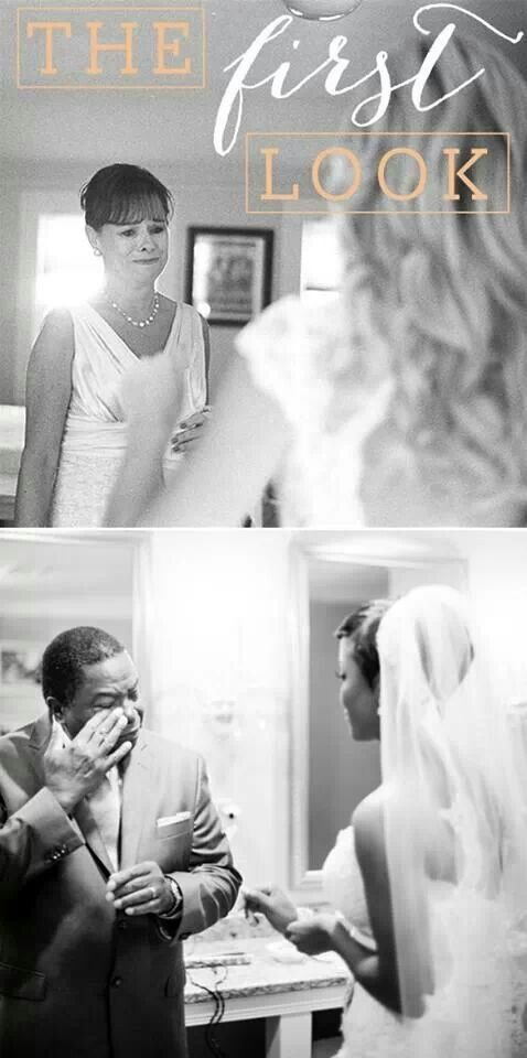 Awwww!!!!! The parents' reactions are just as important as the grooms. So sweet.