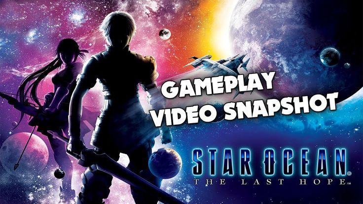 Star Ocean The Last Hope XBOX 360 Gameplay Video Snapshot 1080p 60fps