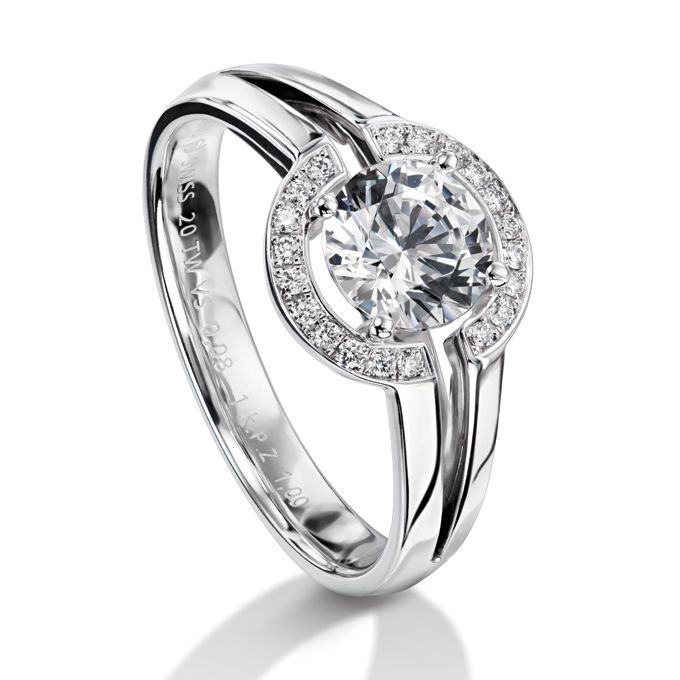 Best Custom Engagement Rings Chicago: 17 Best Images About Furrer-Jacot Jewelry On Pinterest