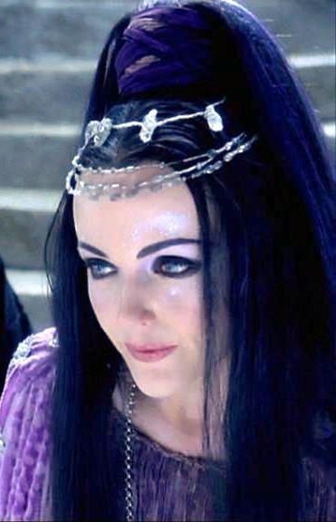 Miranda Richardson as Queen Mab Headpiece
