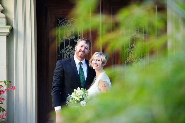 Evergreen Museum & Library Wedding by Love Me Do Photography