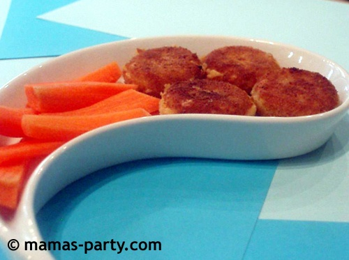Cheese croquettes by mamas-party.com