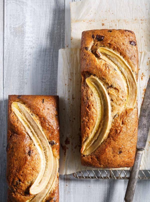 Recette de pain aux bananes et au chocolat de Ricardo