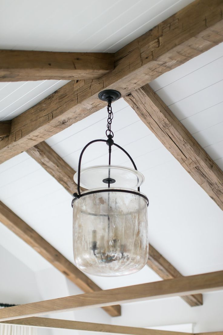 Glass insulator pendant light kit feed - Interesting Glass Pendant Light Fixture Hanging From Rustic Beams