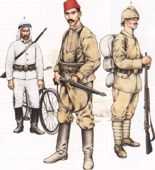 turkishtoysoldier: Turkish Army Uniforms