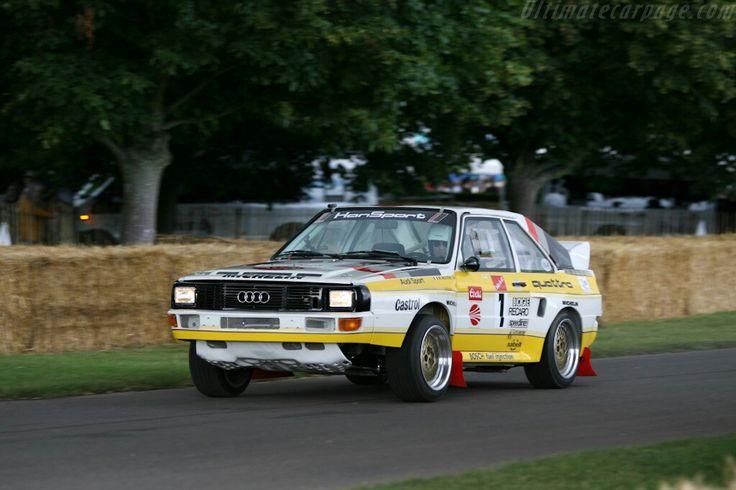 Audi Sport Quattro Group B Audi sport, Audi, Rally