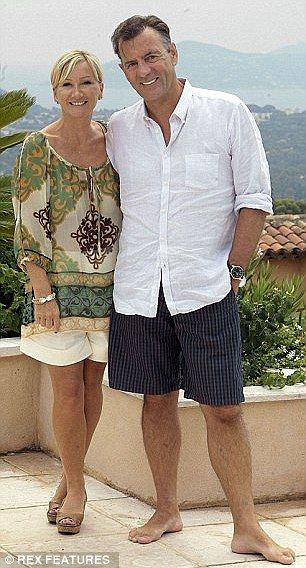 Battle: Duncan Bannatyne tried to mislead a court during his divorce from wife Joanne, pic...