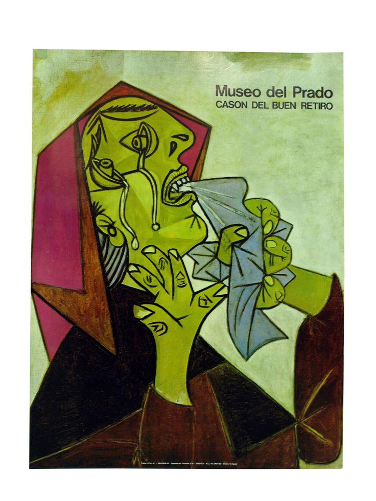 Exposición de Pablo Picasso en el Casón del Buen Retiro