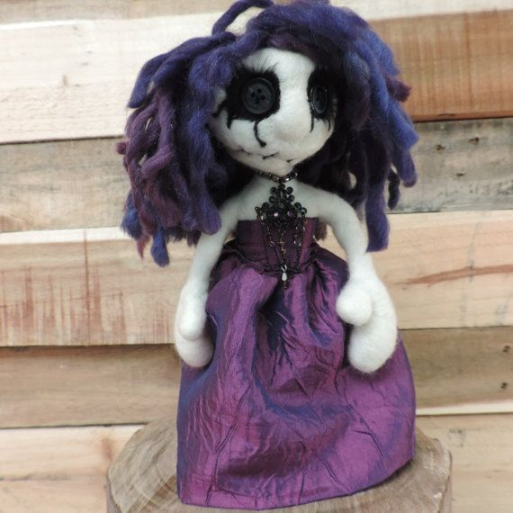 Check out this item in my Etsy shop https://www.etsy.com/au/listing/511284275/purple-haze-is-an-ooak-poseable-textile
