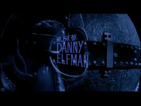 Edward Scissorhands | main titles