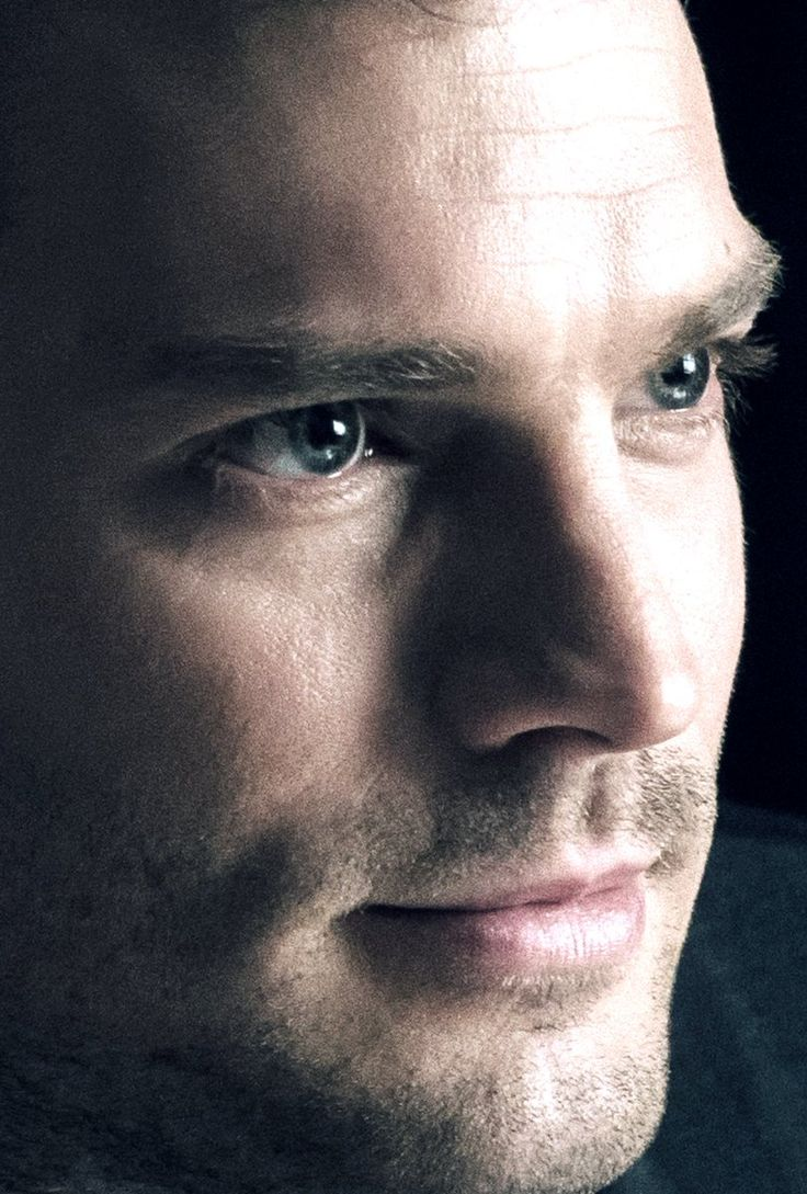 Christian Grey.