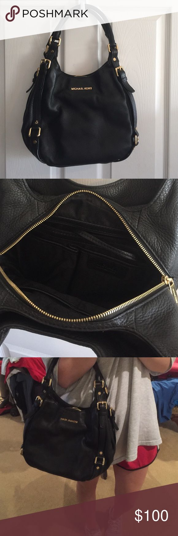 Michael kors black purse Brand new!! never used! Lots of room MICHAEL Michael Kors Bags Shoulder Bags