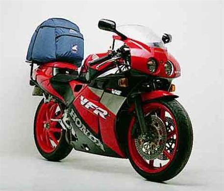 Bike-Pack System, motorcycle luggage rack | Ventura MCA