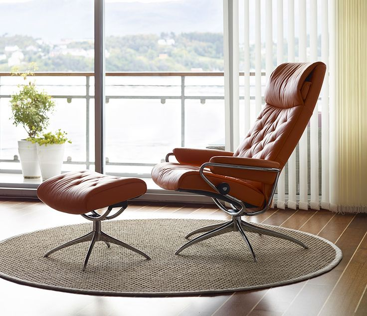 Stressless Metro high-back recliner chair & Best 25+ Midcentury recliner chairs ideas on Pinterest | Eclectic ... islam-shia.org