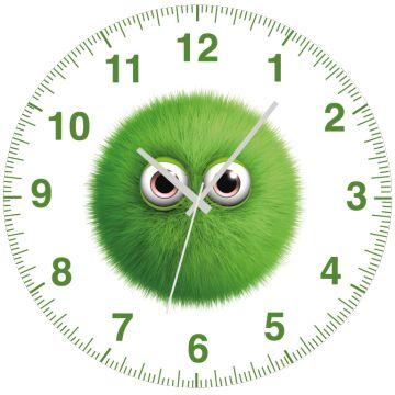 Yeşil Oyuncak Saat 27 cm