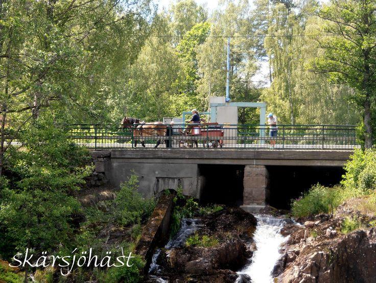 Stalpets vattenfall