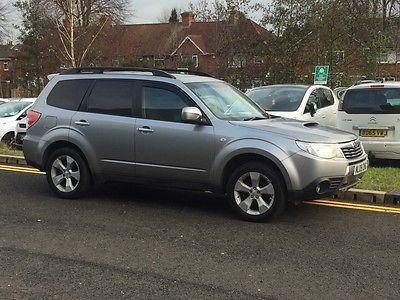 eBay: Subaru Forester Diesel XC spares or repair #carparts #carrepair