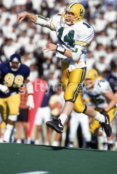 Oregon quarterback Bill Musgrave. www.fanbase.com