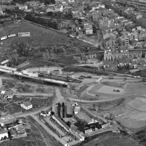 Pau Autopista la Junquera :: Fons fotogràfic SACE 1969