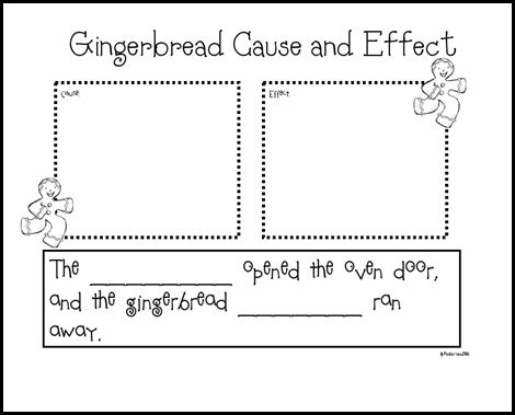 Gingerbread freebie