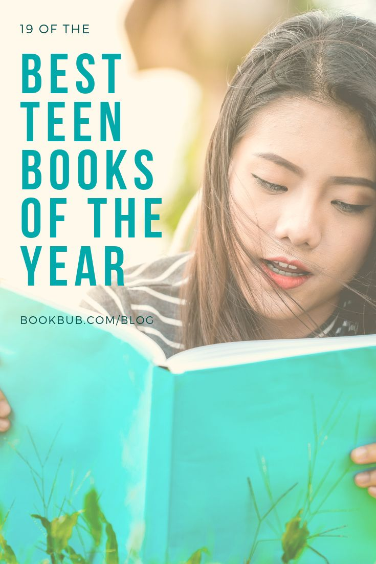These 19 Young Adult Books Have Serious Buzz  Books For Teens, Best Books For Teens, Summer Books-4946