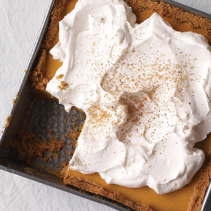 Pumpkin Icebox Pie | Recipe | Pumpkin Pies, Icebox Pie and Pumpkins