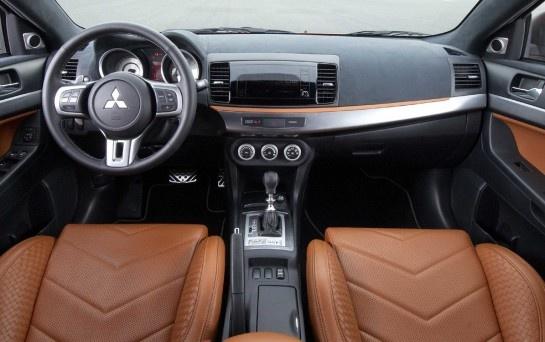 Mitsubishi Lancer Sportback (2011) – Mitsubishi Lancer Wiki Interior Details