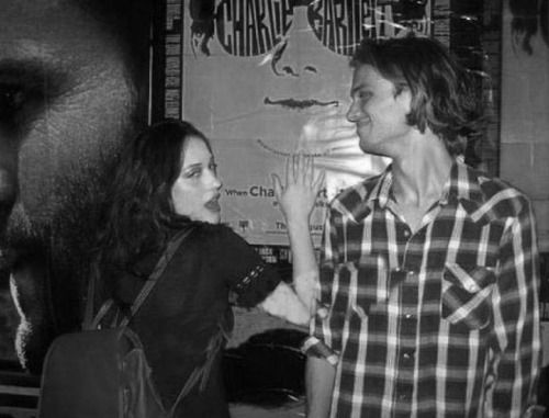 Okay, I will admit, I like this pic lol!! Kat Dennings and Matthew Gray Gubler:)