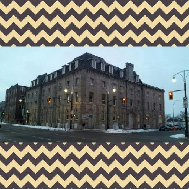 Coppleys building, Hamilton Ontario.