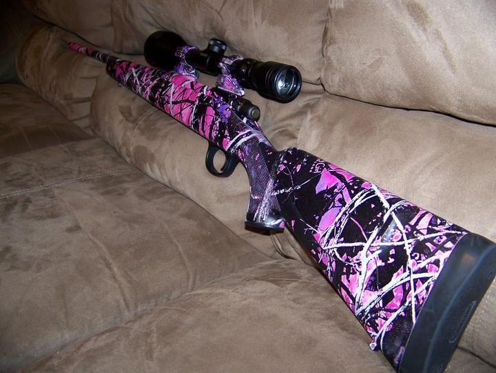 muddy girl camo guns for sale | New! - Muddy Girl Camo - Remington 700