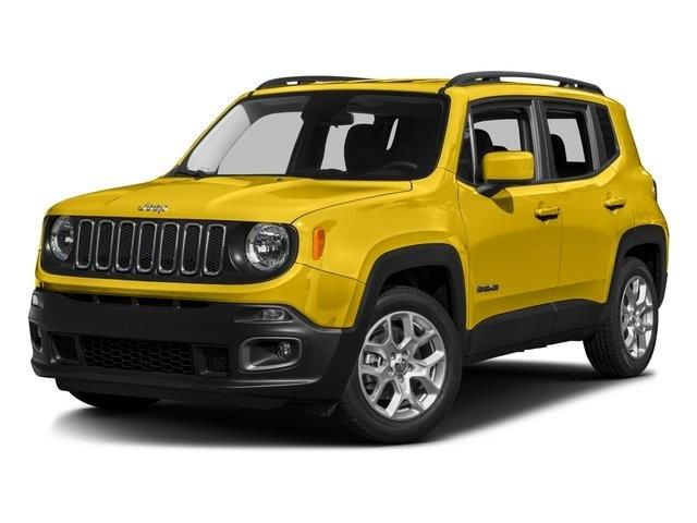 2016 Jeep Renegade Latitude Jeep Renegade Jeep 2016 Jeep