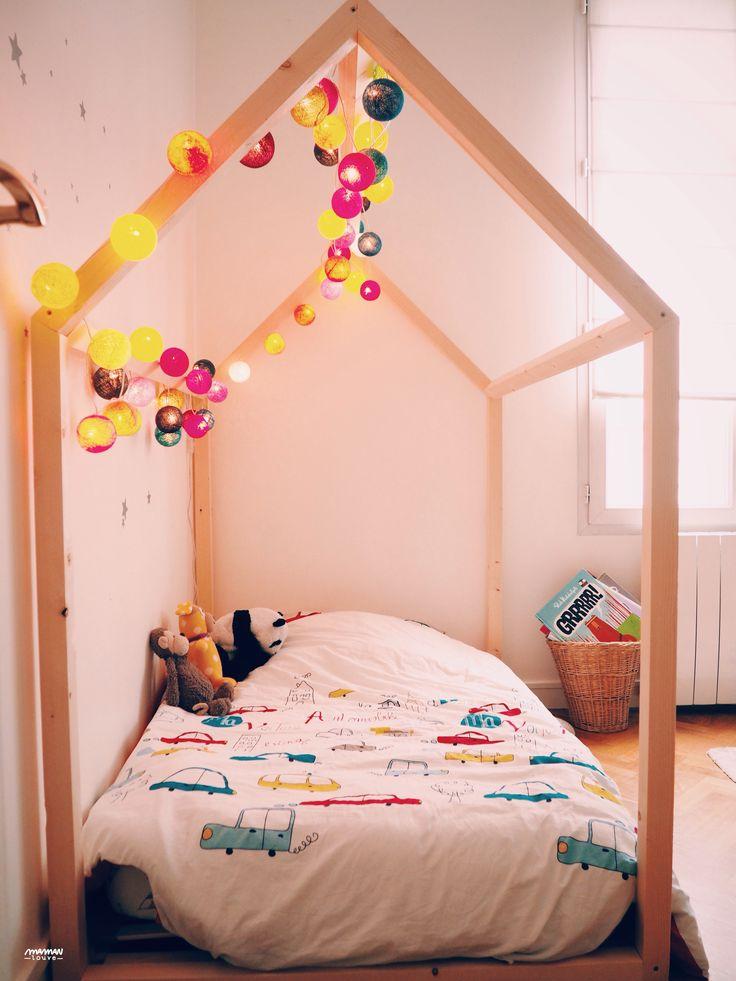 les 25 meilleures id es de la cat gorie lit cabane sur. Black Bedroom Furniture Sets. Home Design Ideas