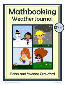 Here's a series of math word problems/journal prompts with a weather theme. Nice cross-curricular connections.