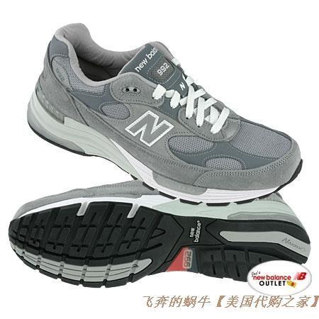 chaussures de séparation bfd90 627de new balance 992 running shoes